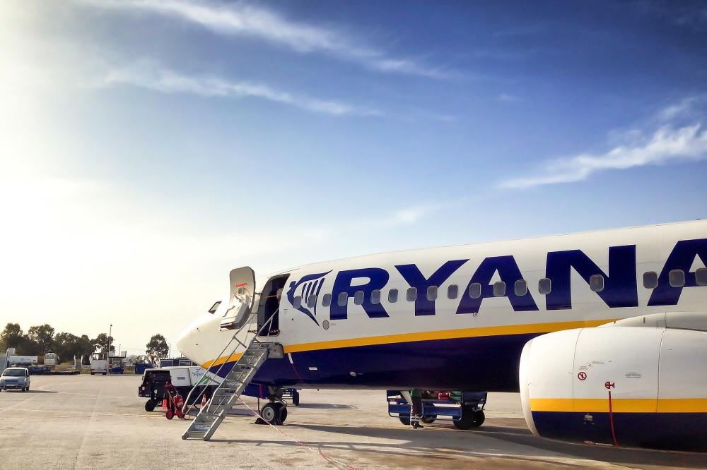 Ryanair - Malaga Airport