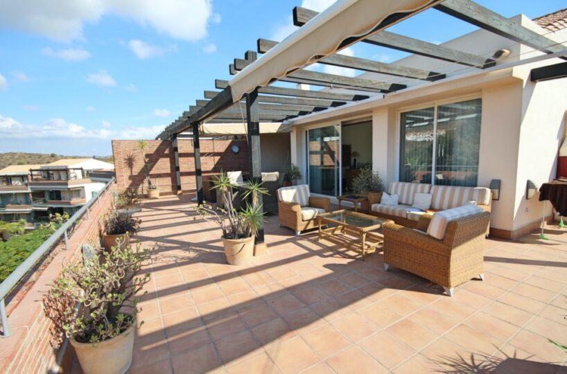 penthouse for sale riviera del sol